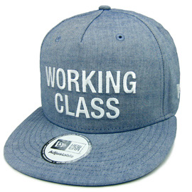NEW ERA / THE UNION / WINFIELD - WORKING CLASS CHAMBLEY SNAPBACK BASEBALL CAP