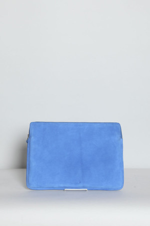 "WOOD WOOD - 15"" Laptop Case French Blue"