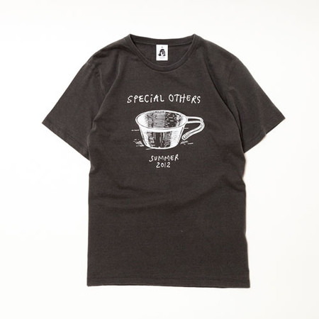 "TACOMA FUJI RECORDS - SPECIAL OTHERS ""SUMMER12 OUTDOOR CUP"" TACOMA FUJI RECORDS EXCLUSIVE Tee Ver."