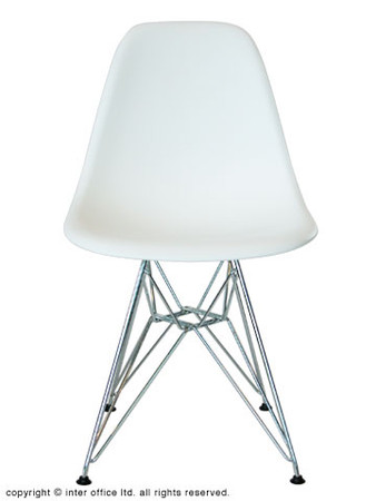 Herman Miller - Eames Shell Side Chair DSR