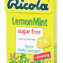 Ricola - Lemon Mint Herb Candy 45g