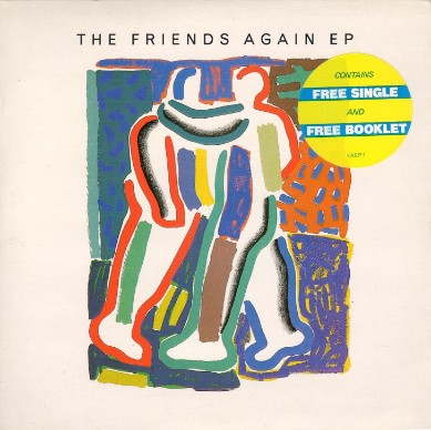 frainds again - THE FRIENDS AGAIN EP
