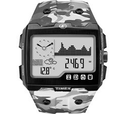 TIMEX - EXPEDITION WS4 White/Grey Camo