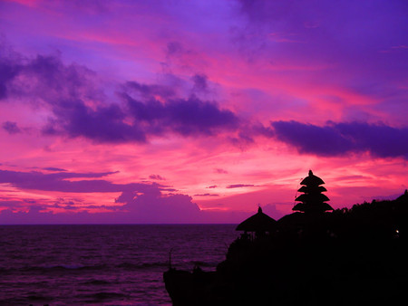 Bali - The Sunset