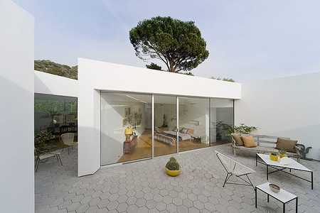 Michael Maltzan Architecture  - Pittman Dowell Residence - Los Angeles
