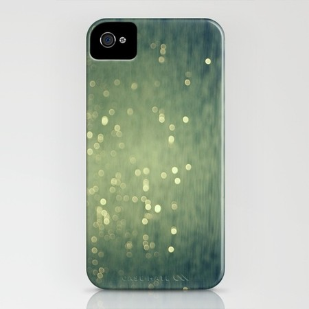 Society6 - Dancing Light iPhone Case