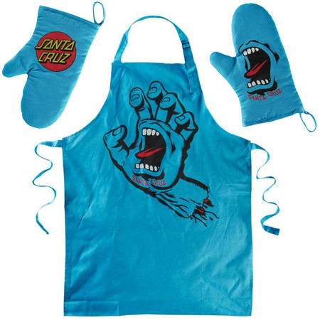 SANTA CRUZ - Screaming Hand BBQ Set Combo