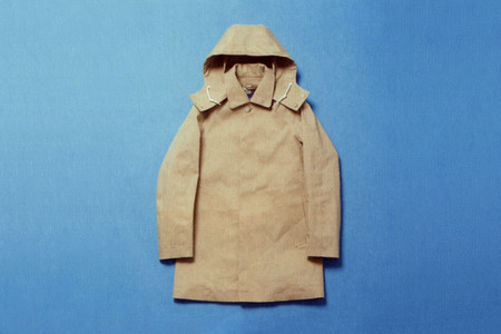 A Bathing Ape x Mackintosh - Coat
