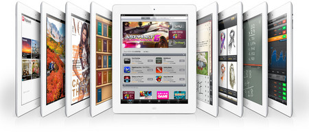 Apple - iPad2 (White)