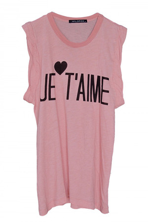 Wildfox Couture - JET'AIME