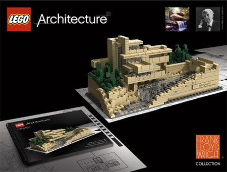 LEGO - Architecture Falling Water