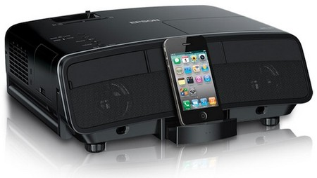 EPSON - 'MegaPlex MG-50' - iOS Connected Projector