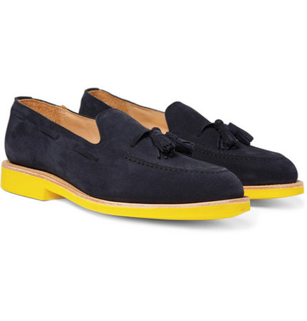 Mark McNairy New Amsterdam - タッセルローファー
