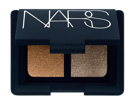 NARS - Cordura Duo Eyeshadow (Shimmering warm rich brown & shimmering sooty dark brown)