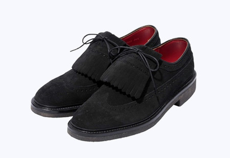 Phenomenon x Regal - Tassle Wingtip Brogue Shoes