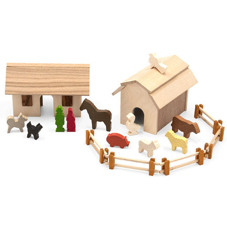 baileys home & garden - Wood Toy Box