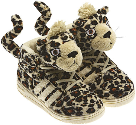 adidas - JS LEOPARD I 「adidas Originals by JEREMY SCOTT」 「LIMITED EDITION for DESIGN COLLABORATIONS