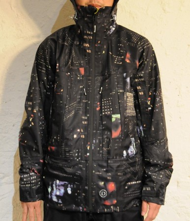 burton - idiom light jacket