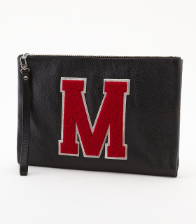 moussy - 2FACE CLUTCH