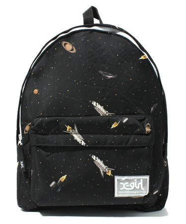 X-girl - SPACE BACK PACK