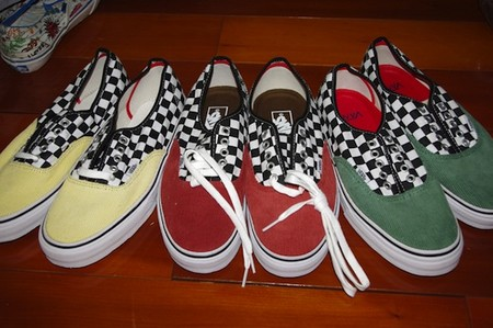 Supreme, Vans - Authentic