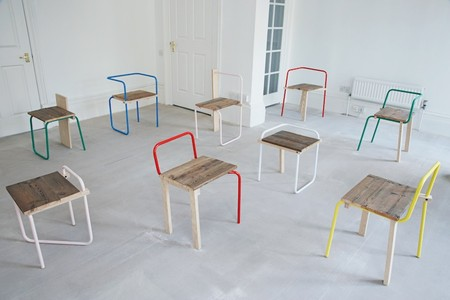 Tomas Alonso - V&A Chairs