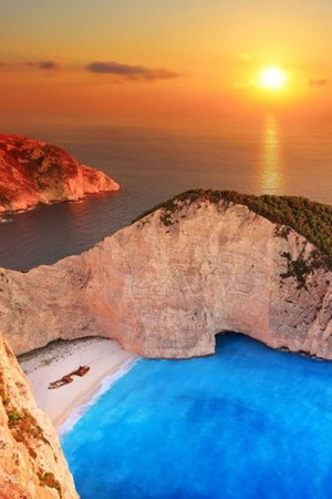 Greece - Navagio Beach