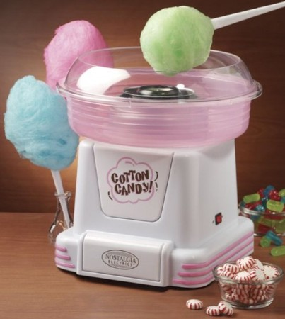 Nostalgia Electrics - Cotton Candy Maker