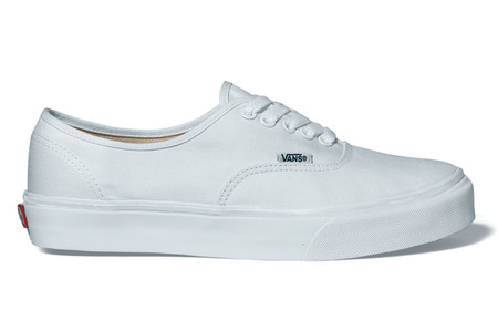 VANS - Authentic (True White)