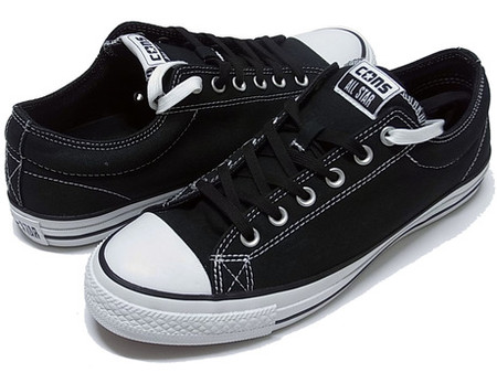 CONVERSE SKATE - CONVERSE SKATE CONS CTS OX BLACK/WHITE