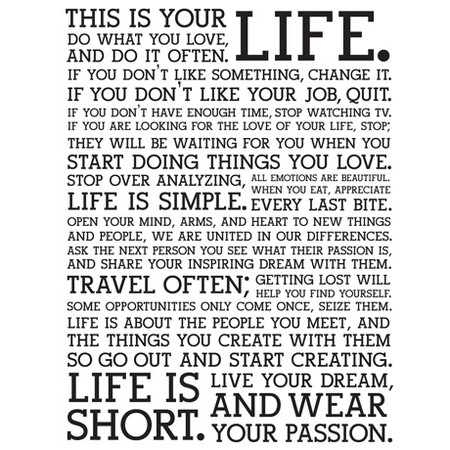 Holstee - The Holstee Manifesto