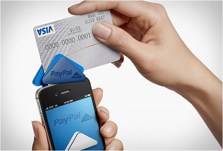 PAYPAL - PayPal Here: Mobile Credit Card Reader