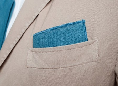 Apolis - Organic Hand Dyed Pocket Square