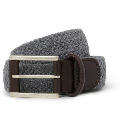 Anderson's - Anderson'sElasticated Woven Belt