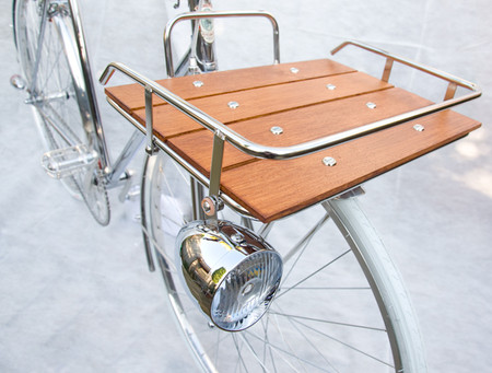 Detail Design  - Le Porteur Custom Bicycle