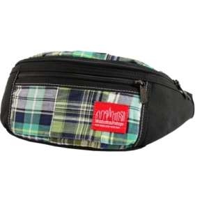 Manhattan Portage - Patchwork Fabric Waistbag