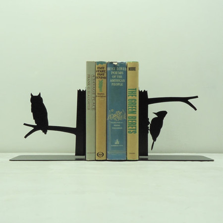 Bookends Of The Earth Conifer Forest Series Sumally