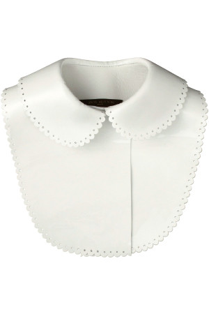 LOUIS VUITTON - leather collar