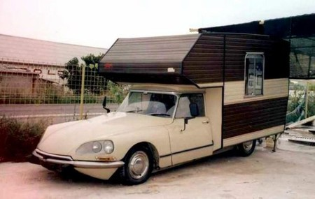 Citroen - DS Camping-Car