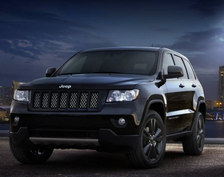 Jeep - 2013 Grand Cherokee Stealth Edition