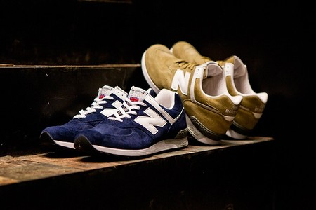 New Balance M576 - Suede Pack - A.P.C. Exclusive