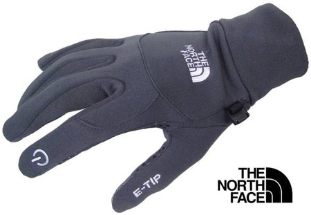 THE NORTH FACE - Etip Glove (Gray)