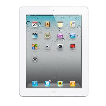 Apple - iPad 2 with Wi-Fi 64GB (White)