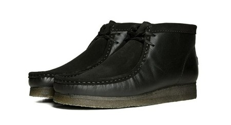 Clarks x Rocky Mountain - Wallabee Boots (Black)