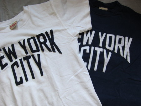 GOOD WEAR - NEW YORK CITY TEE