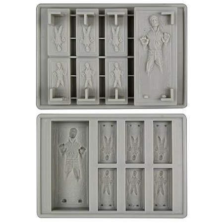 Kotobukiya - STAR WARS: Han Solo in Carbonite Ice Cube Tray