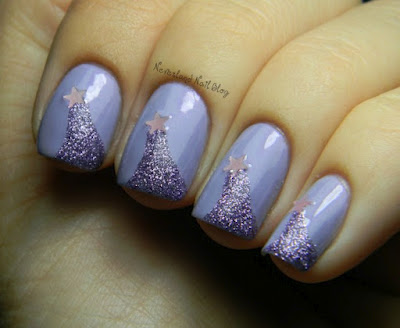 Shooting Stars Nails!