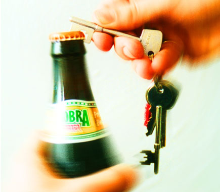 Suck UK - Key Bottle Opener