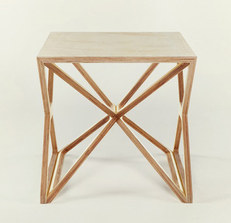 Gustav Dusing - Spaceframe Table small