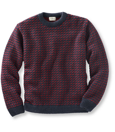 L.L.Bean - Norwegian Sweater